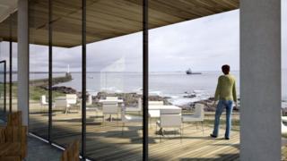 Greyhope Bay plans