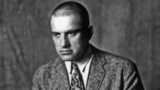 Vladimir Mayakovsky archive pic