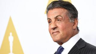US actor Sylvester Stallone