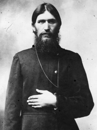 Григорий Распутин (январь 1910 года)