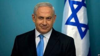 Waziri mkuu wa Israel Benjamin Netanyahu