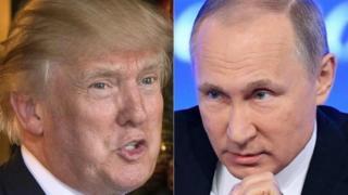 Trump và Putin