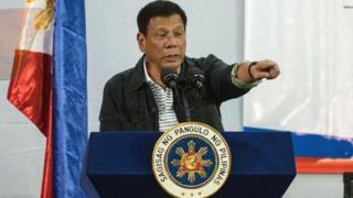 Rais Rodrigo Duterte