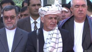 Afg'oniston rahbariyati