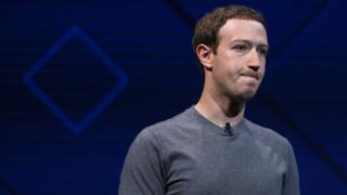 Mwanzilishi wa Facebook Mark Zuckerberg