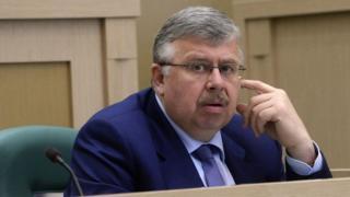 Глава ФТС Бельянинов