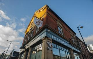Fox and Grapes, Nottingham