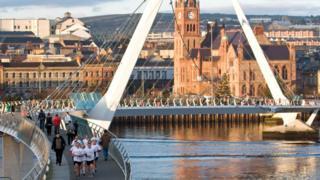 Londonderry's Peace Bridge