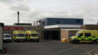 A&E at RSH