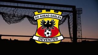 Go Ahead Eagles logosu