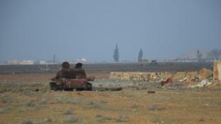 Şam-Halep yolu