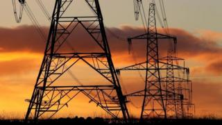 Electricity pylon Energy industry has 'opportunity' to address price cap - BBC News Energy industry has 'opportunity' to address price cap - BBC News  93665439 wovb871f