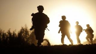 Anonymous US Marines