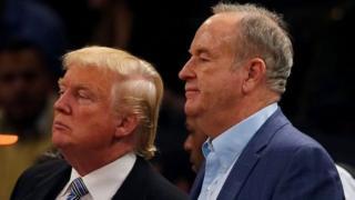 Donald Trump və Bill O'Reilly çoxdandır ki, tanışdırlar