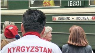 Кыргызстандын 750 миң жараны сыртта эмгек мигранты катары жүрүшөт