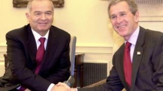 Karimov va Bush