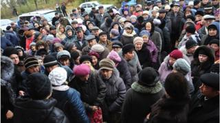 В Украине - около 12 миллионов пенсионеров