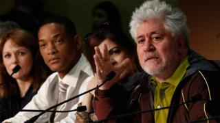 Pedro Almodovar and the Cannes jury