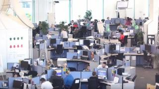 EE call centre
