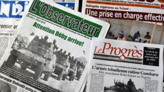 Le directeur de publication d'un hebdomadaire indépendant au Tchad a été convoqué mardi par la police à N'Djamena et placé en garde à vue.