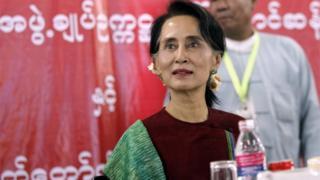 Aung San Suu Kyi (29 Feb 2016)