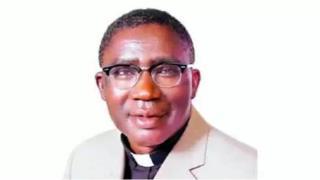 Babban sakataren kungiyar kiristocin Najeriyar Musa Asake