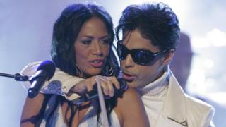 Sheila E and Prince