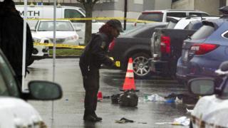 Bethesda crime scene (06 May 2016)