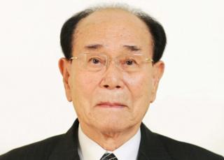 Kim Yong-nam (file image)