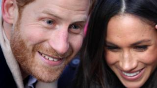 Prince Harry and Meghan Markle