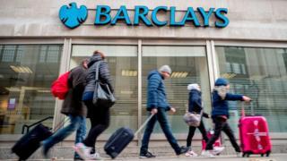 Barclays pays women 43% less than men