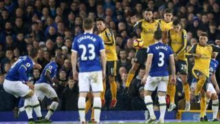 Everton da Arsenal