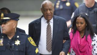 Bill Cosby mahkemeye Keshia Knight Pulliam ile geldi