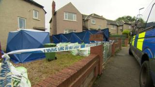 Thornton garden police probe