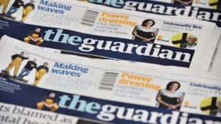 Газета Guardian