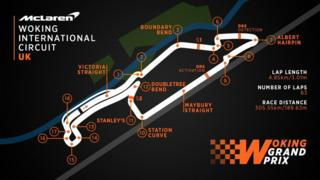 The Woking International Circuit