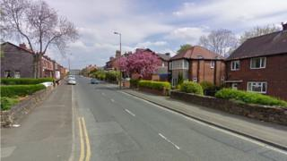 Cheetham Hill Road in Dukinfield, Tameside