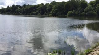 Hillsborough Lake