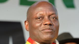 José Mario Vaz, président de la Guinée-Bissau