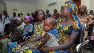 Wasichana wa Chibok, Nigeria