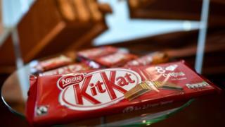 Батончик KitKat