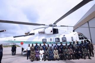 Ndege mbili zimetolewa kwa jeshi la wanahewa la Nigeria
