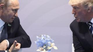 Putin ve Trump