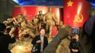 中国宣传造型