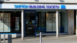 Skipton Building Society branch