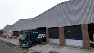 John Lewis distribution hub