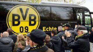 Автобус з футболістами прямував на стадіон