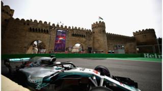 Baku F1, formula 1, Baku city circle, Qoşa qala qapısı, tarixi yerlər
