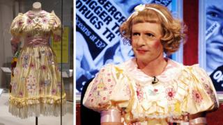 Grayson Perry and dress