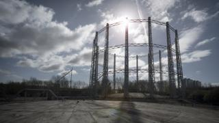 Redheugh gas holder